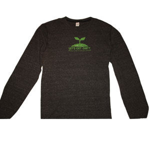 Tri-blend Long Sleeve Shirt